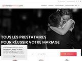 Le site du mariage